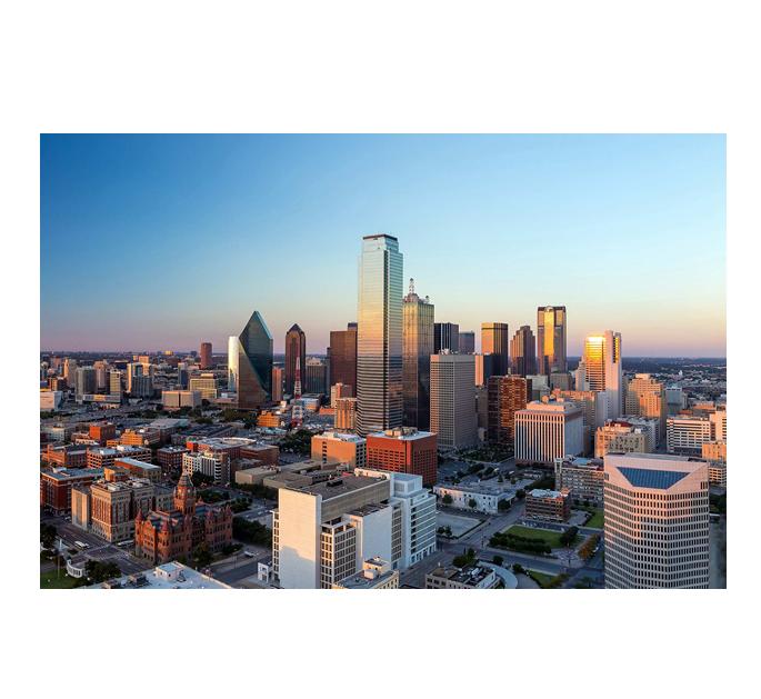 Dallas with Border